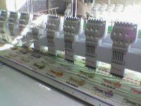 Sell Flat Embroidery Machine
