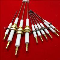 95% alumina ceramic spark ignition electrode  for gas burner