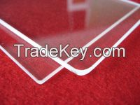 hot selling clear uv quartz glass plate
