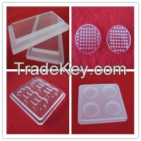high accuracy optical quartz glass sheets as request