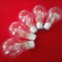 A55 A60 C35 G45 traditional halogen bulb 18W 28W 42W manufacturer E14 E27 base halogen bulb