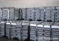 Sell aluminium ingot