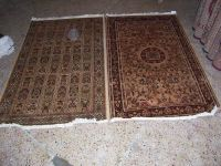 3 wall hanging carpets on 10  pieces of size 9 x 10 carpets