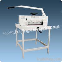4810M Manual paper guillotine