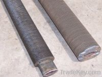 Sell Oval finned tubes ( fin tubes )