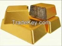 98% GOLD BARS READY FOR EXPORT