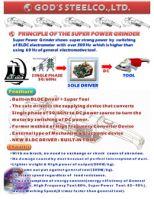 new Super Power Grinder
