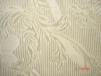 Sell Spray Pattern Flocked Sofa And Furniture Fabric