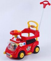 Sell baby ride on car with pushing bar-530w