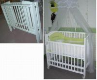Sell wooden baby bed-MC51