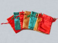 Sell satin bag, satin pouch  110414-22