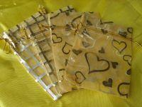 Sell organza bag, organza pouch  110415-3
