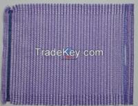 Raschel Bag, purple color raschel bag, red mesh bag