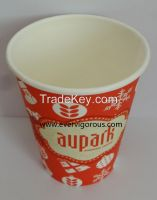 coffee paper cups, 2 oz, 4 oz, 6 oz, 7 oz, 8 oz, 10 oz, 12 oz, 16 oz hot paper cups