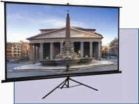Sell  lightweight but strong tripod stand projection screens