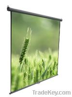 Sell  manual projector screen