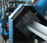 Sell  Z shape purlin roll forming machines