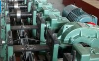 Sell Electric cabinet frame roll forming machine