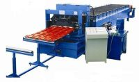 Sell  Roof tile roll forming machine