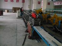 Sell  Vane damper roll forming machine