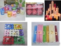 SELL PILLAR CANDLES  Floating Candles