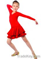 Sell ballroom dancing skirt/ballroom dance costume
