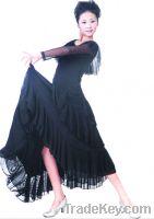 Sell ballroom dancing skirt for women/dancewear/dance clothes,