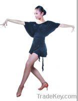 Sell female ballroom dance dress/dancewear/ballroom clothes