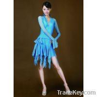 latin dress for women/dancewear/dance clothes/ballroom dance clothes