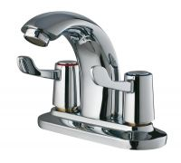 Sell double handle basin faucet
