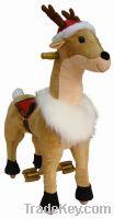 Sell christmas deer toy