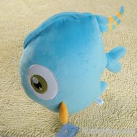 Sell new plush fish toy for kids