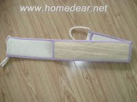 Loofah back strip