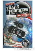 TransFormers Dark of the Moon Deluxe Class charaterbarricade