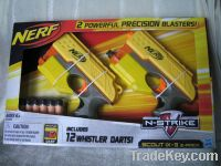 NERF Night to find the transmitter