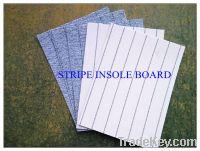 Sell stripe insole board