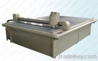 Sell corrugated paper sample automated cutting machinery