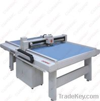 Sell coated paper sample automated cutting machinery
