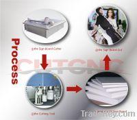 Sell PVC foam board cutter, sign board cutter