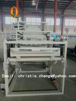 High efficiency oat dehulling machine or dehuller