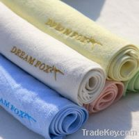 Sell ZMJ-107 bamboo fiebr wash towel