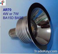 LED Ar70 Ba15d 12V 7W = Halogen Qr70 Light 50W