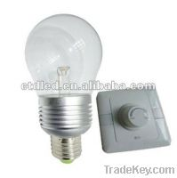 4W Led Bulb Dimmable