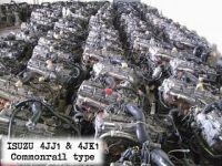 Used Japanese diesel engines