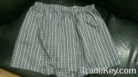 Fresh Shipment Men's Woven Boer Short