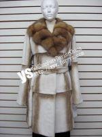 Sell rex rabbit fur overcoat, garment, jacket, parkas, jumpers