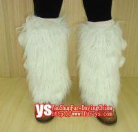 Sell tibet lamb  fur boot toopers, fur moccasion, fox fur , raccoon fur