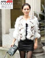 Sell fox cape, fur cape, fur coat, fur jacket, fur poncho