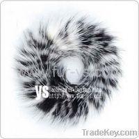 Sell mink fur hair band, mink fur hair accessory