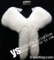 Sell Genuine Fox Fur Cape